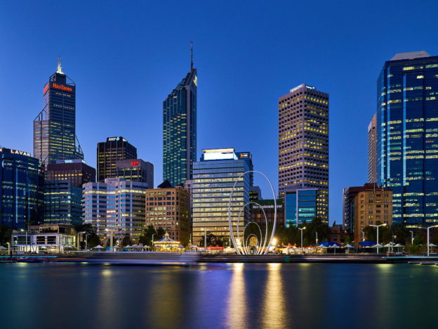 Perth Australien