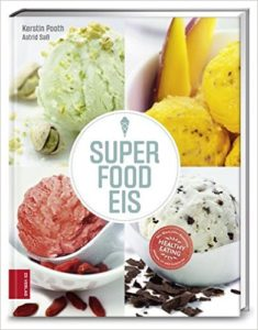 Superfood Eis Erdbeereis