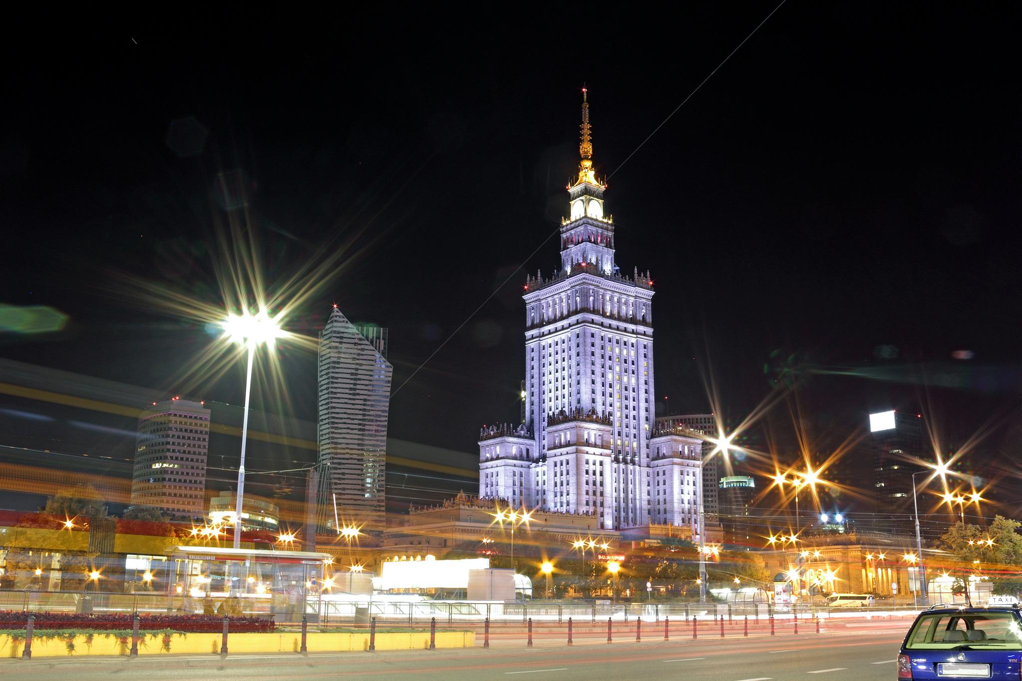 Zeitzone Polen