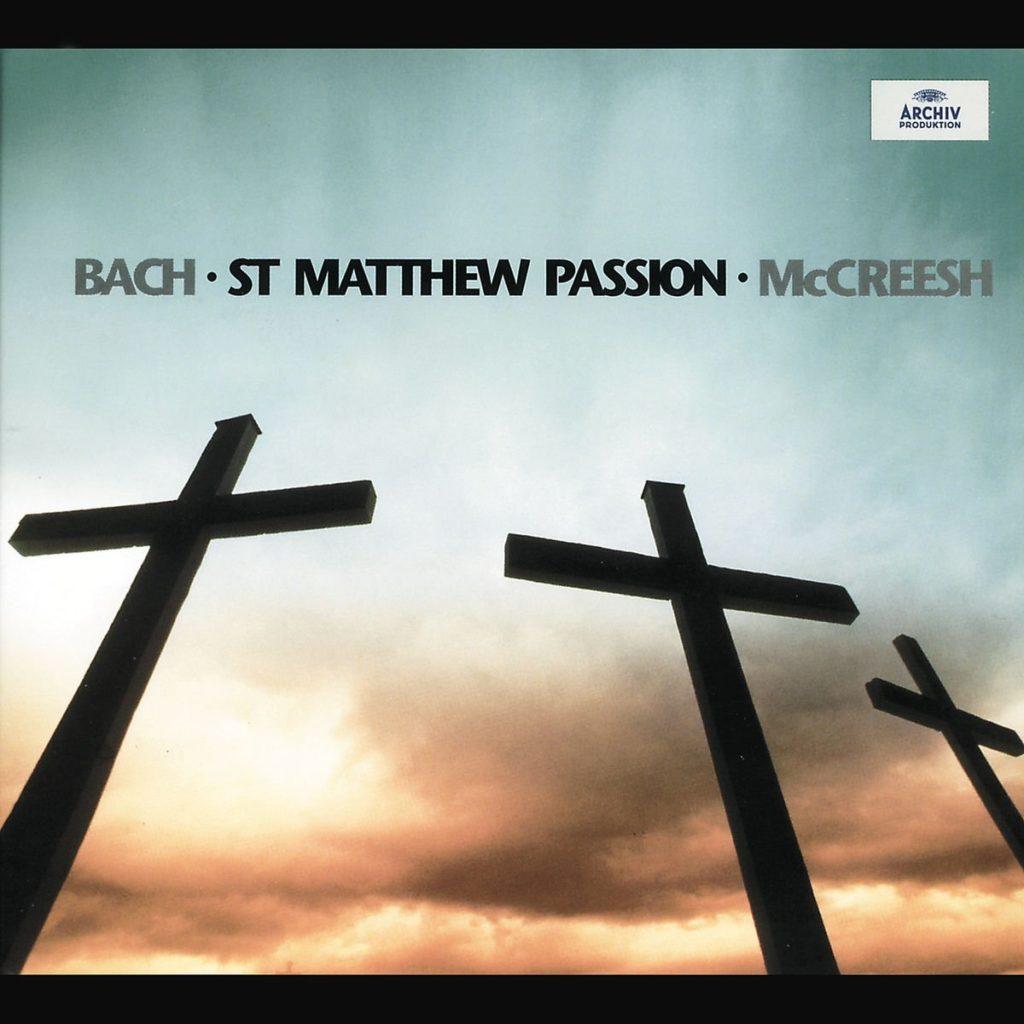 Musik zur Weihnachtszeit: Weihnachtsmusik Matthaäs-Passion Bach McCreesh