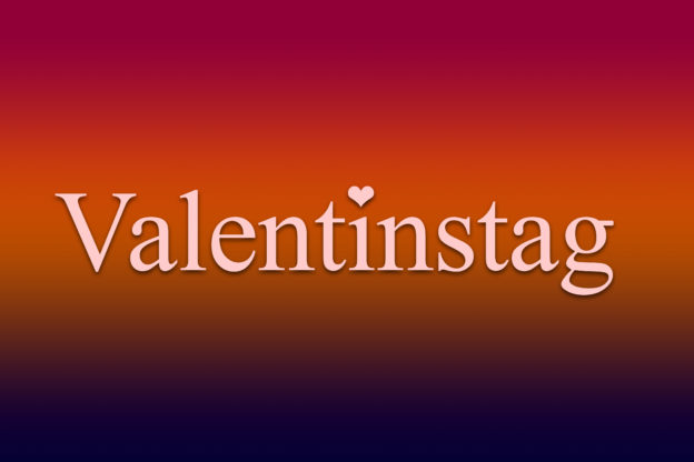 Valentinstag 2018 – Countdown und Informationen zum Tag der Liebenden