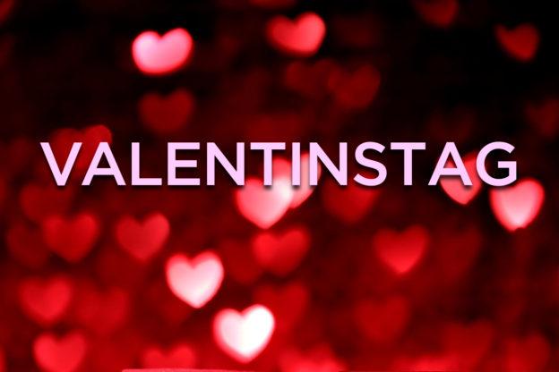 Valentinstag: Wann ist Valentinstag 2017?