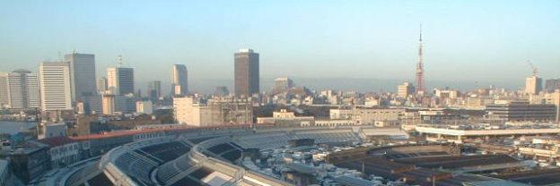 Japan: Tokio Skyline
