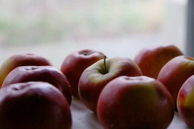 Apfeltag Tag des Apfels